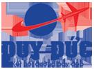 logo phòng vé Duy Đức