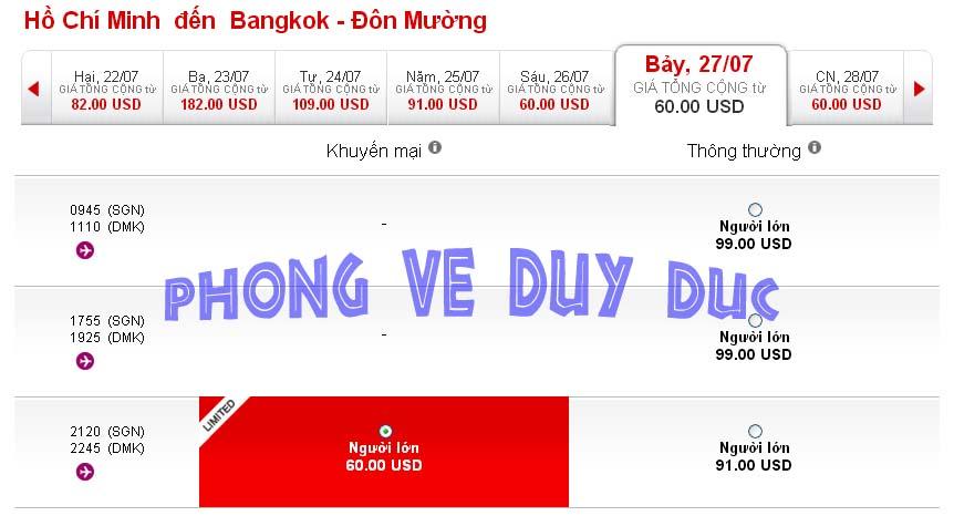 Mua Ve May Bay Di Bangkok Gia Re Chi 60usd 10jun13 1