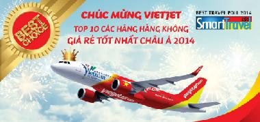 P Vietjet Air Vao Top 10 Hang Hang Khong Gia Re Chau