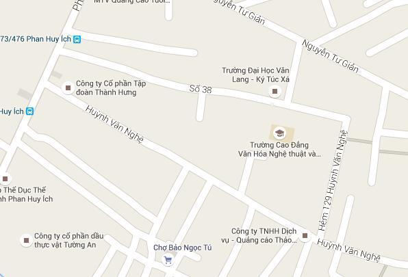 Phong Ve May Bay Duong Huynh Van Nghe