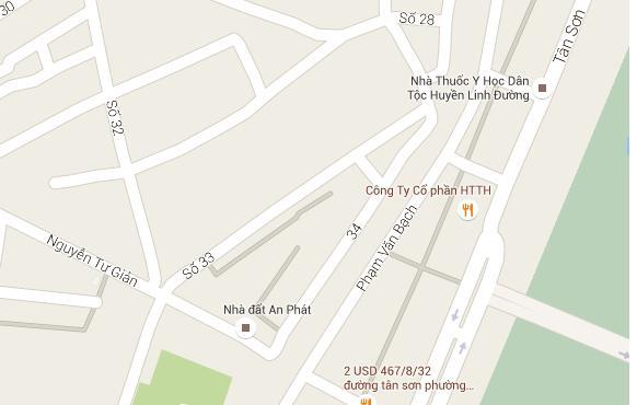 Ve May Bay Duong Pham Van Bach Quan Go Vap