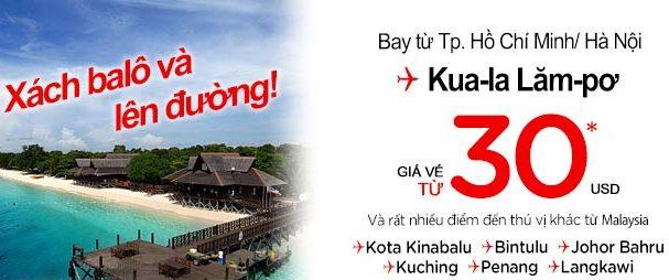 Cách đơn Giản Mua Vé Du Lịch Kuala Lumpur Chỉ 30 USD