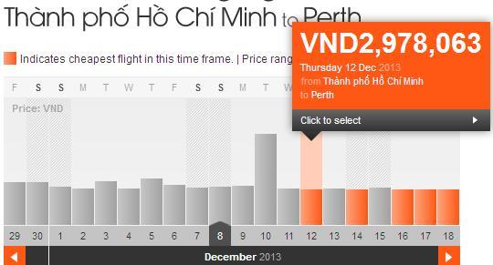 Đến Perth Du Lịch Với Giá Vé Cực Sốc 2.978.000 VNĐ