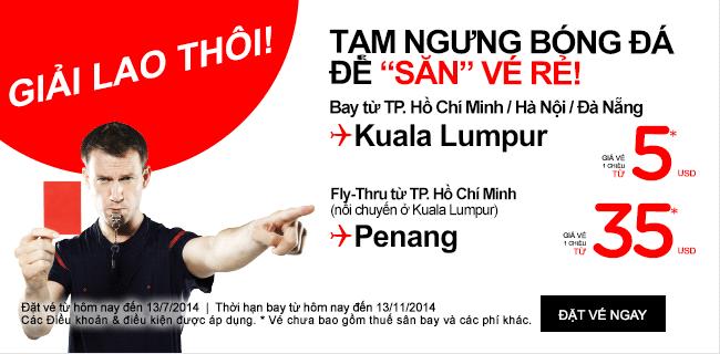 Đi Du Lịch Kuala Lumpur Chỉ 5 USD