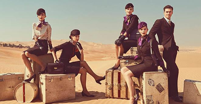 Đón Khuyến Mãi Mới Cùng Hãng Etihad Airways