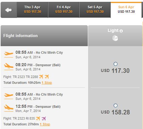 Du Lịch Bali Tận Hưởng Kỳ Nghỉ Thú Vị Chỉ 117 USD