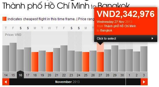Du Lịch đến Bangkok Cùng Jetstar Chỉ 2.342.000 VNĐ