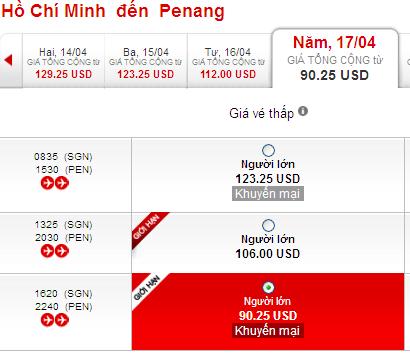 Du lịch đến hòn đảo Penang xinh đẹp chỉ 90 USD