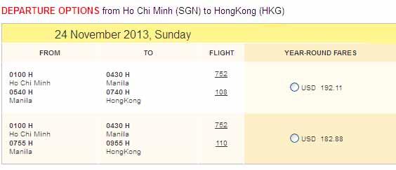 Du Lịch đến Hồng Kông Với Vé Máy Bay Giá Rẻ 182 USD