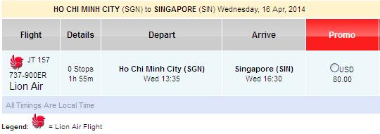Du Lịch đến Singapore Giá Rẻ 80 USD
