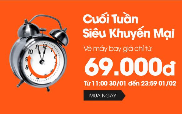 Mua Ngay Vé Rẻ đi Buôn Mê Thuột 69,000 VNĐ