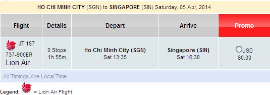 Làm Sao Có Thể đặt Vé đi Singapore Bay Ngay Tháng 4