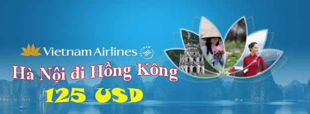 Mua Vé đi Hồng Kông Từ đầu Hà Nội 125 USD