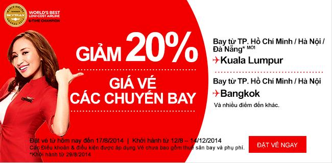 Mua Vé Du Lịch đi Bangkok Giảm 20% Giá Vé