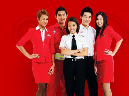 Phòng Vé Máy Bay Air Asia