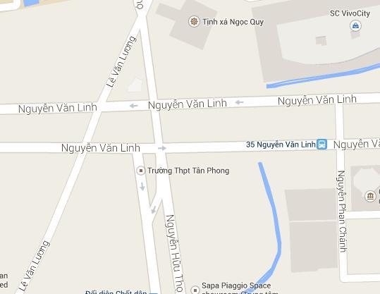 Phong Ve May Bay Duong Nguyen Huu Tho 181214