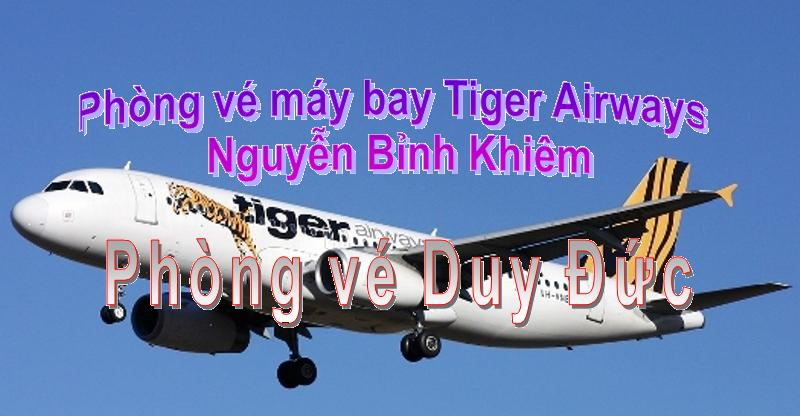 Phong Ve May Bay Tiger Airways Nguyen Binh Khiem 30may13