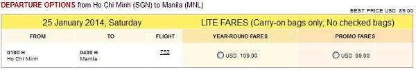Thư Giãn Tại Manila Dịp Tết Với Vé Giá Rẻ 89 USD