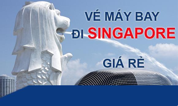 Vé Máy Bay đi Singapore Bao Nhiều Tiền ?