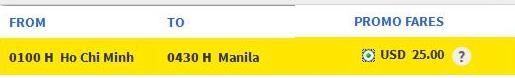Vé Máy Bay Du Lịch Giá Rẻ Manila 25 USD