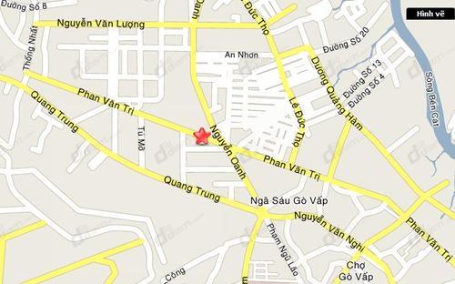 Ve May Bay Duong Phan Van Tri