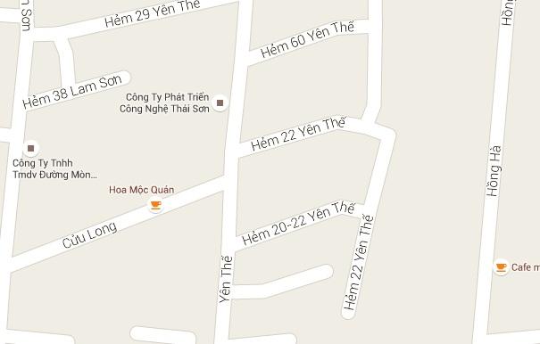 Ve May Bay Duong Yen The Quan Tan Binh