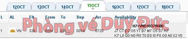 Vé Máy Bay Vietnam Airlines đi Osaka