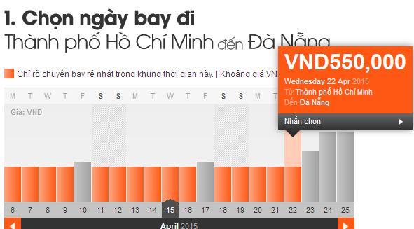 Mua Vé Rẻ đi Đà Nẵng Tháng 4 Chỉ 550.000 VNĐ