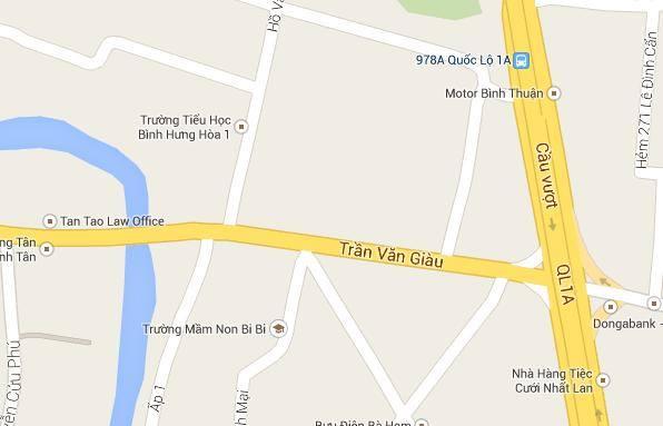 Ve May Bay Duong Tran Van Giau
