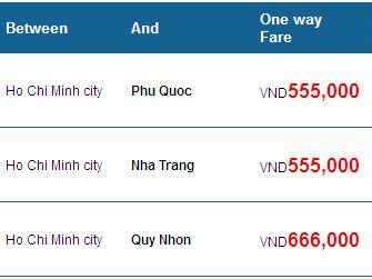 Vietnam Airlines Bán Vé đi Nha Trang Rẻ 555.000 Đ