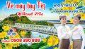 Vé Máy Bay Tết đi Thanh Hóa Bamboo Airways